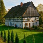 Umgebindehaus bei Wleń